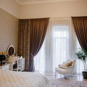 Дизайн штор для спальни (реальные примеры) — 125 фото идей и новинок красивого дизайна