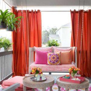 Шторы в частный дом — 130 фото лучших вариантов оформления дизайна и сочетания цвета