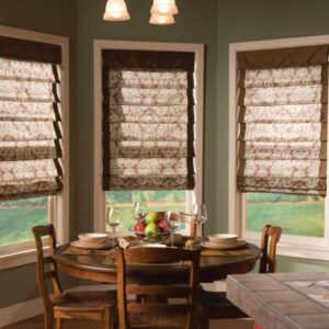 Римские шторы — 120 фото примеров уютного и современного дизайна